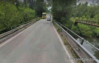 Briantea | Ponte tra Nibionno e Inverigo vietato ai mezzi oltre le 26 t - Lecco Notizie