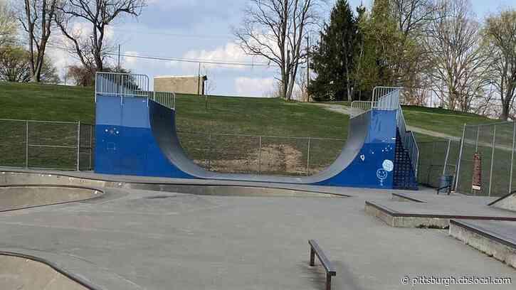 South Park Skate Park Closed Due To Vandalism