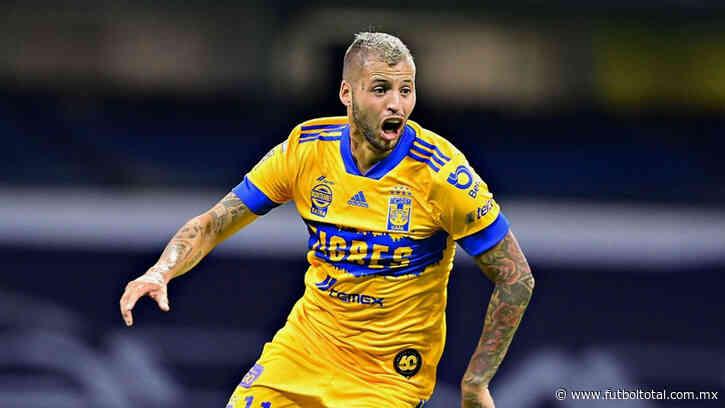 Nico López busca salir de Tigres UANL