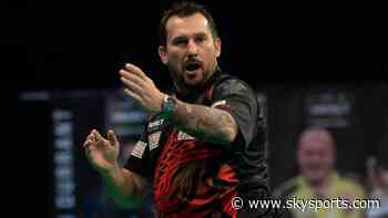 Nine-dart Clayton continues Premier League fairy-tale