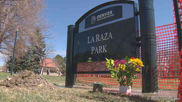 Sign For La Raza Park Mistakenly Goes Up Earlier Than Planned