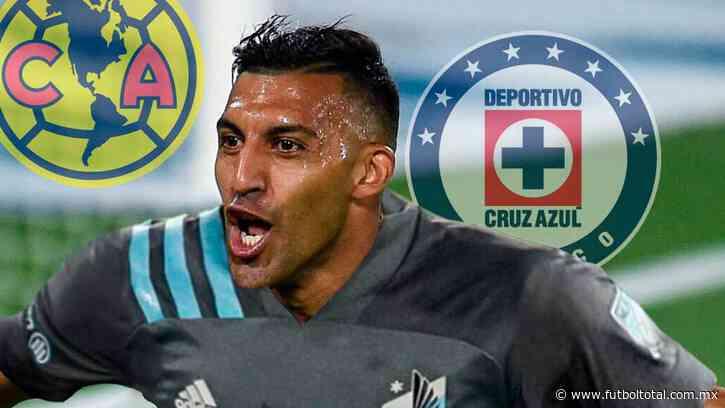 Ramón 'Wanchope' Ábila reveló acercamientos con Cruz Azul y América