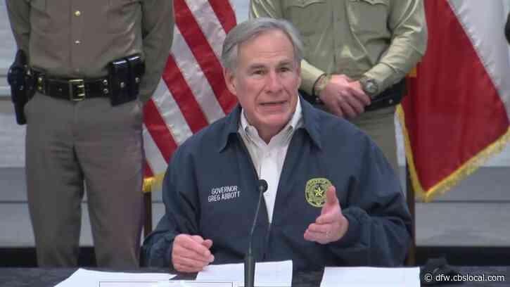 Texas Gov. Abbott To Hold 'Major' News Conference On Unaccompanied Migrant Minors | Live Soon