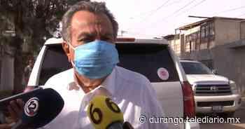 Esperamos que en el menor tiempo posible asignen vacunas: Rubén Lujan - Telediario Durango