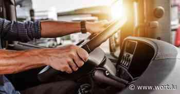 """LCGB: """"Berufskraftfahrer werden im Stich gelassen"""" - Luxemburger Wort"""