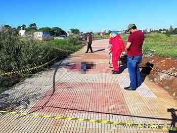 Hallan cuerpo de un hombre acribillado en Cambyretá - Nacionales - ABC Color
