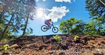 Grüne Hölle Freisen: Pandemie kann Mountainbiker nicht stoppen - Saarbrücker Zeitung