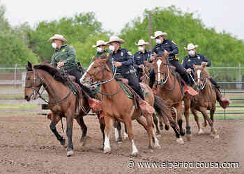 Patrullando a caballo - El Periódico