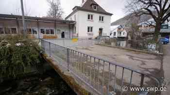 Hochwasserschutz Bad Urach: Wie sich Bad Urach gegen das Hochwasser wappnet - SWP