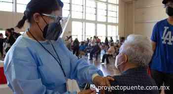 Avanza vacunación Contra covid-19; en Hermosillo 29% y en Huatabampo 21%: Salud Sonora - Proyecto Puente