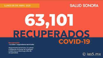 Inicia vacunación contra el COVID-19 en Hermosillo y Huatabampo - las5mx
