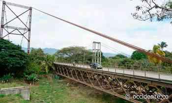 Cierran puente entre Roldanillo y Zarzal - Diario Occidente
