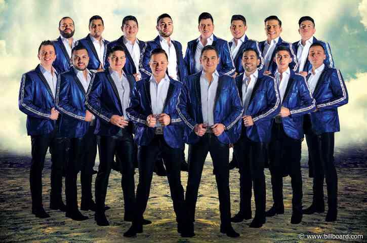 Banda Los Recoditos Claims 18th Regional Mexican Airplay Top 10 With 'Ponle Que Sí'