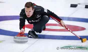 Canada's Bottcher falls to Russia's Glukhov at world men's curling championship