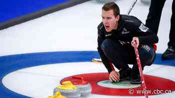 Bottcher's 10th-end triple not enough as Russia edges Canada at curling worlds