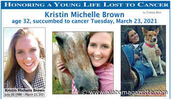 Honoring a Young Life Lost to Cancer