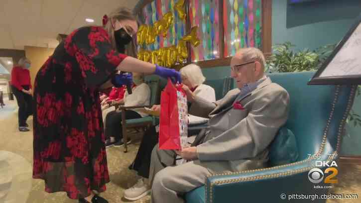 WW II Vet Celebrates 103rd Birthday With Bash At South Fayette Retirement Community