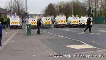 Northern Ireland riots - Belfast Telegraph