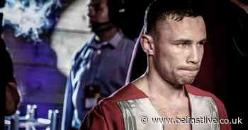 Carl Frampton releases emotional statement reflecting on career - Belfast Live