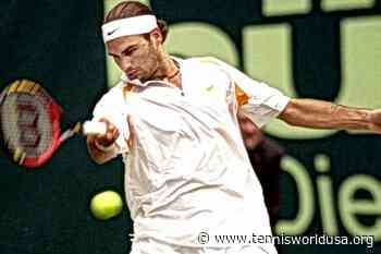 Roger Federer, 20 - 'I'm one of the favorites at Wimbledon, can't wait to..' - Tennis World USA
