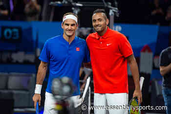 """""""Crowd Was Insane"""": Nick Kyrgios Recollects His Battle Against Roger Federer - EssentiallySports"""
