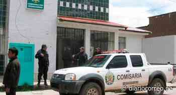Detienen a colombianos con arma blanca en Desaguadero - Diario Correo