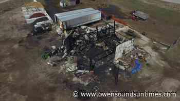 Arson investigation at rural Port Elgin property - Owen Sound Sun Times