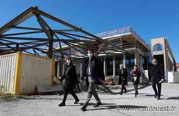 Dax : l'État au soutien des investissements municipaux - Sud Ouest