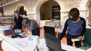 Culture. La bibliothèque de Dax adapte ses horaires et se réinvente - actu.fr