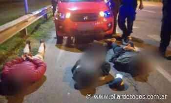Atrapan a tres ladrones que habían cometido varios robos en Del Viso - pilardetodos.com.ar
