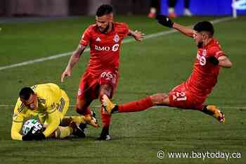 Toronto FC holds Mexico's Club Leon to 1-1 draw in CONCACAF Champions League play