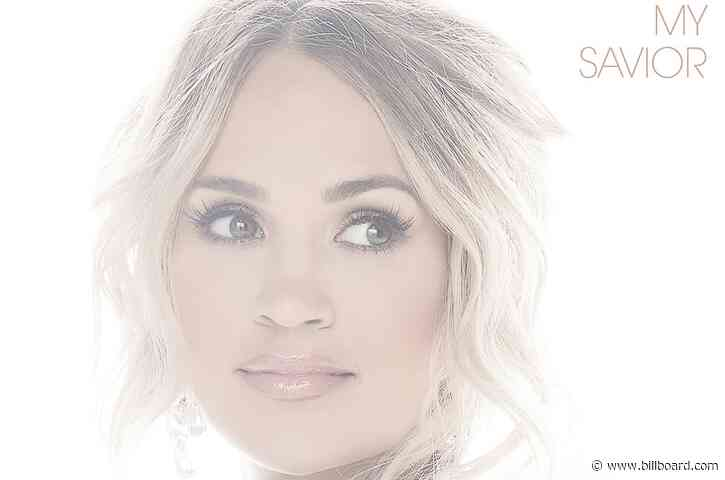 Carrie Underwood Lands Fifth No. 1 on Billboard's Top Album Sales Chart With 'My Savior'