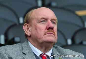 Brian Barwick to leave the National League - Harrow Times