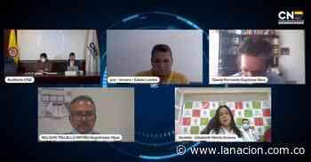 Primer cara a cara del proceso revocatorio de la Alcaldesa de Campoalegre • La Nación - La Nación.com.co