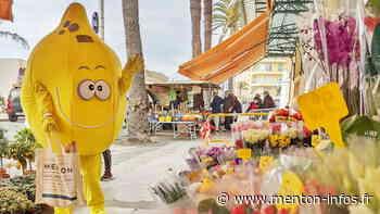 Plus beau marché de France : les Halles visent la finale - Menton Infos