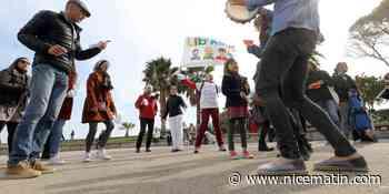 """VIDEO. Une flashmob pour un """"retour à la vie normale"""" à Menton - Nice-Matin"""