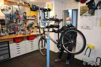 Yvelines. Bicyclette Lab occupe la maison du garde-barrière à Jouy-en-Josas - actu.fr