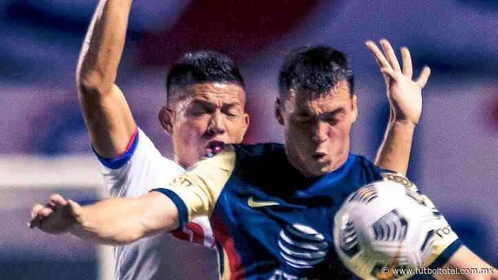 Video: América toma la ventaja de 2-0 ante Olimpia