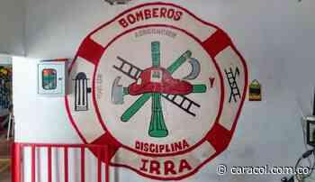 Bomberos de Irra; valentía y entrega en medio de la tragedia - Caracol Radio