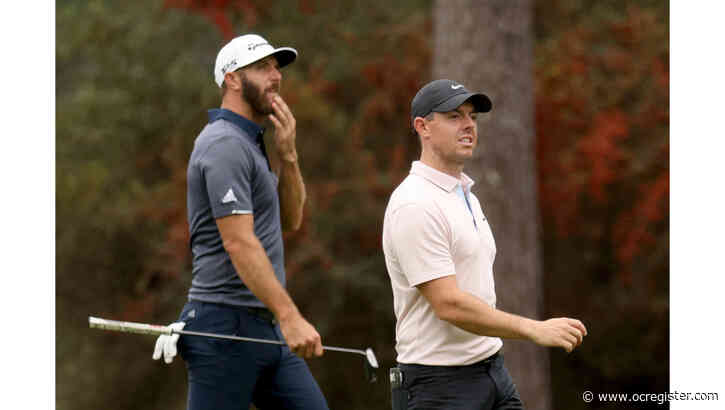 The Masters: Dustin Johnson, Rory McIlroy seeking exclusive company