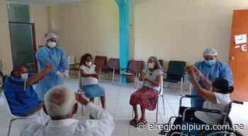 Gobierno Regional brinda atención a adultos mayores de Chulucanas - El Regional