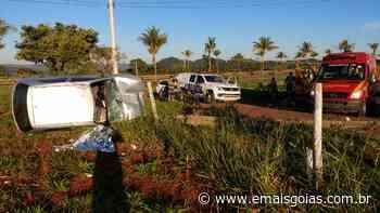 ACIDENTE Criança de 9 anos morre após acidente em Goianira - Mais Goiás