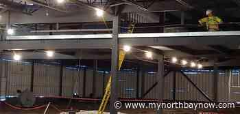 Construction resumes at North Bay casino - My North Bay Now
