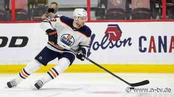 Zaubertor beim NHL-Hattrick: Draisaitl wagt, gewinnt - und alle staunen
