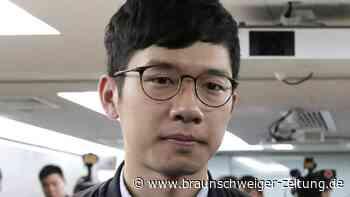 Hongkonger Aktivist: Nathan Law erhält Asyl in Großbritannien