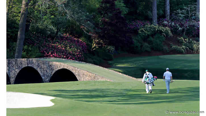 The Masters: In firm conditions, November event a distant memory