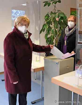 Leingarten: In vieler Hinsicht eine besondere Wahl - Heilbronner Stimme