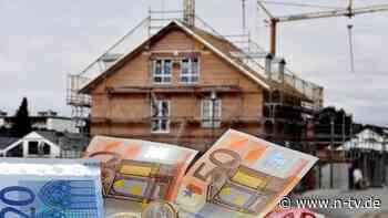 Pandemie sorgt für Boom: Baufinanzierungen wachsen auf Rekordstand