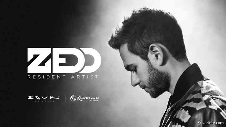 Zedd to Be Resident DJ at New Las Vegas Nightclubs This Summer - Variety