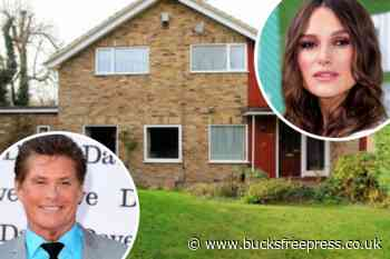 'Keira Knightley and David Hasselhoff have filmed in my house!': The modest Wycombe home that has hosted famous stars - Buckinhamshire Free Press